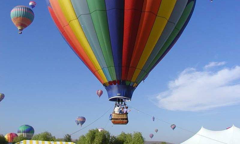 Hot Air Balloon main photo