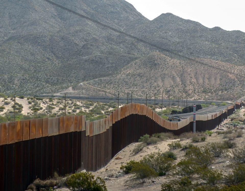 Texas border photo